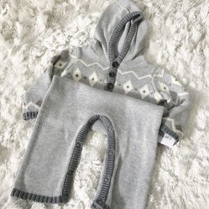 Toddler Carters One piece Sweater